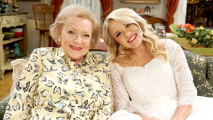 US Weekly: Young & Hungry's Emily Osment on 'Funny and Crass' Guest Star Betty White