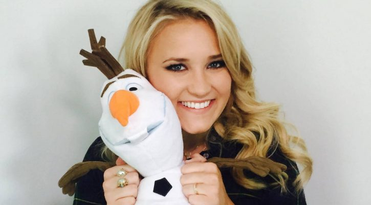 Emily to star in Hallmark Channel Christmas Movie 'Christmas Wonderland'