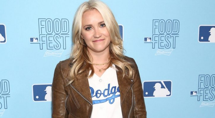 Emily attends the 2019 MLB FoodFest Special VIP Preview Night